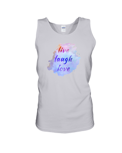 Good Ink, Live Laugh Love - Tank Top