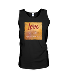 Good Ink, Love is All You Need - Tank Top