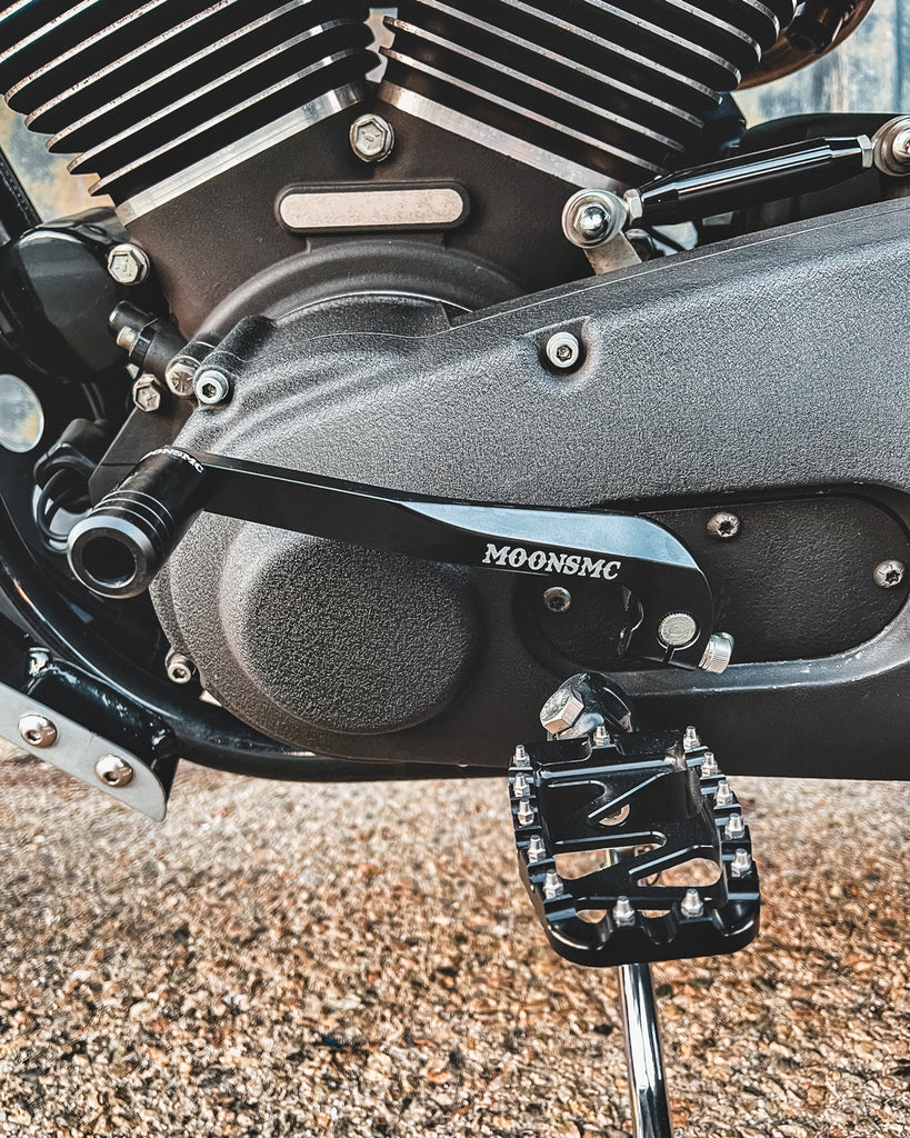 MOONSMC® DYNA FXD SHIFTER ARM