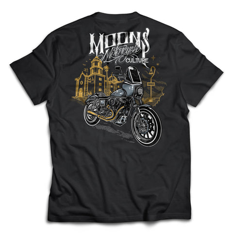 MOONSMC® San Juan Capistrano T-Sport Shop Shirt, Apparel, MOONSMC, MOONSMC® // Moons Motorcycle Culture
