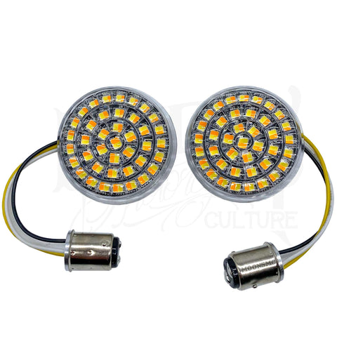 MOONSMC® MOONPODS V2 LED Turn Signals, Lighting, MOONSMC, MOONSMC® // Moons Motorcycle Culture
