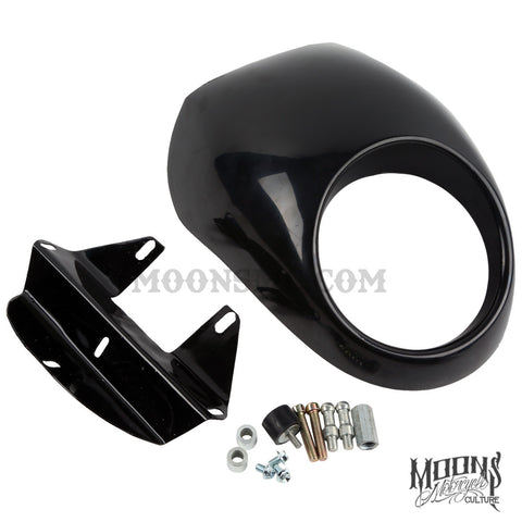 MOONSC® Dyna / Sportster / FXR Fairing, Parts, MOONS, MOONSMC // Moons Motorcycle Culture