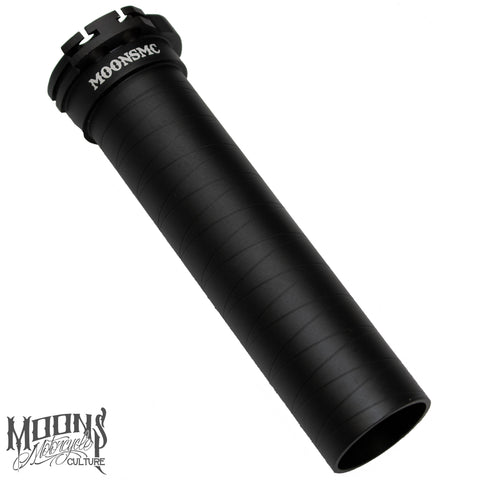 "MOONSMC® 1"" Quarter Turn Throttle Tube, Parts, MOONS, MOONSMC // Moons Motorcycle Culture"