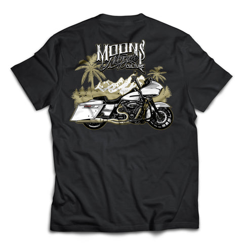 MOONSMC® Road Glide T-Shirt, Apparel, MOONS, MOONSMC® // Moons Motorcycle Culture