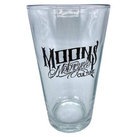 MOONSMC® Beer Pint Glass 16 oz