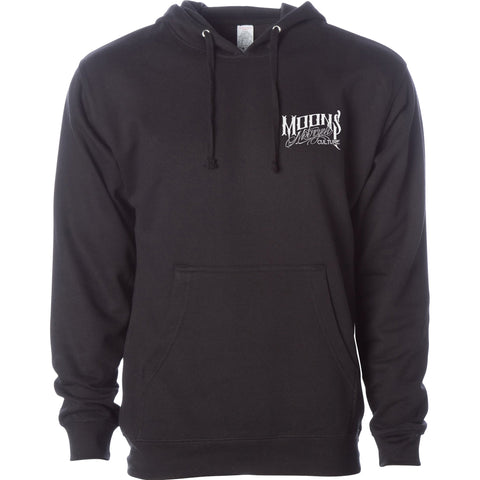 MOONSMC® OG Logo Pullover Hoodie, Apparel, MOONS, MOONSMC® // Moons Motorcycle Culture