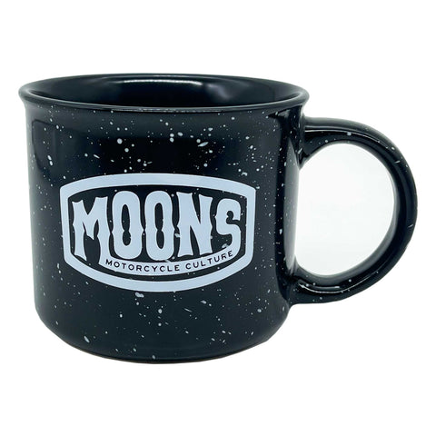 MOONSMC® Vintage Badge Ceramic Campfire Coffee Mug