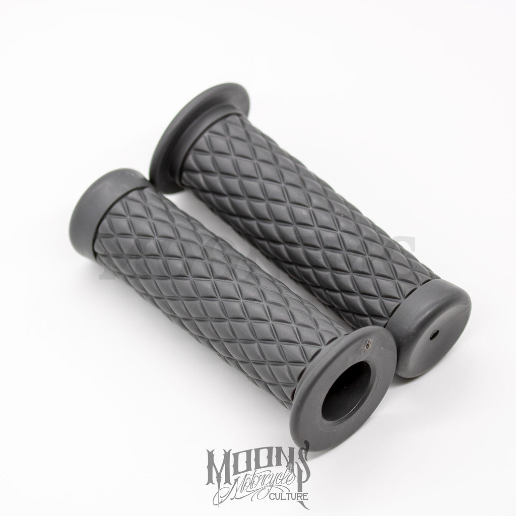 MOONSMC® Diamond Ripper Grips, Hand / Foot Components, MOONS, MOONSMC® // Moons Motorcycle Culture
