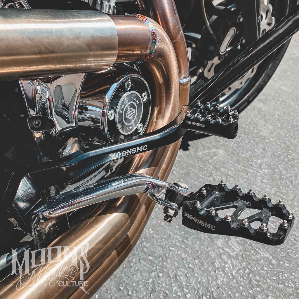 MOONSMC® DYNA FXD BRAKE PEDAL ARM