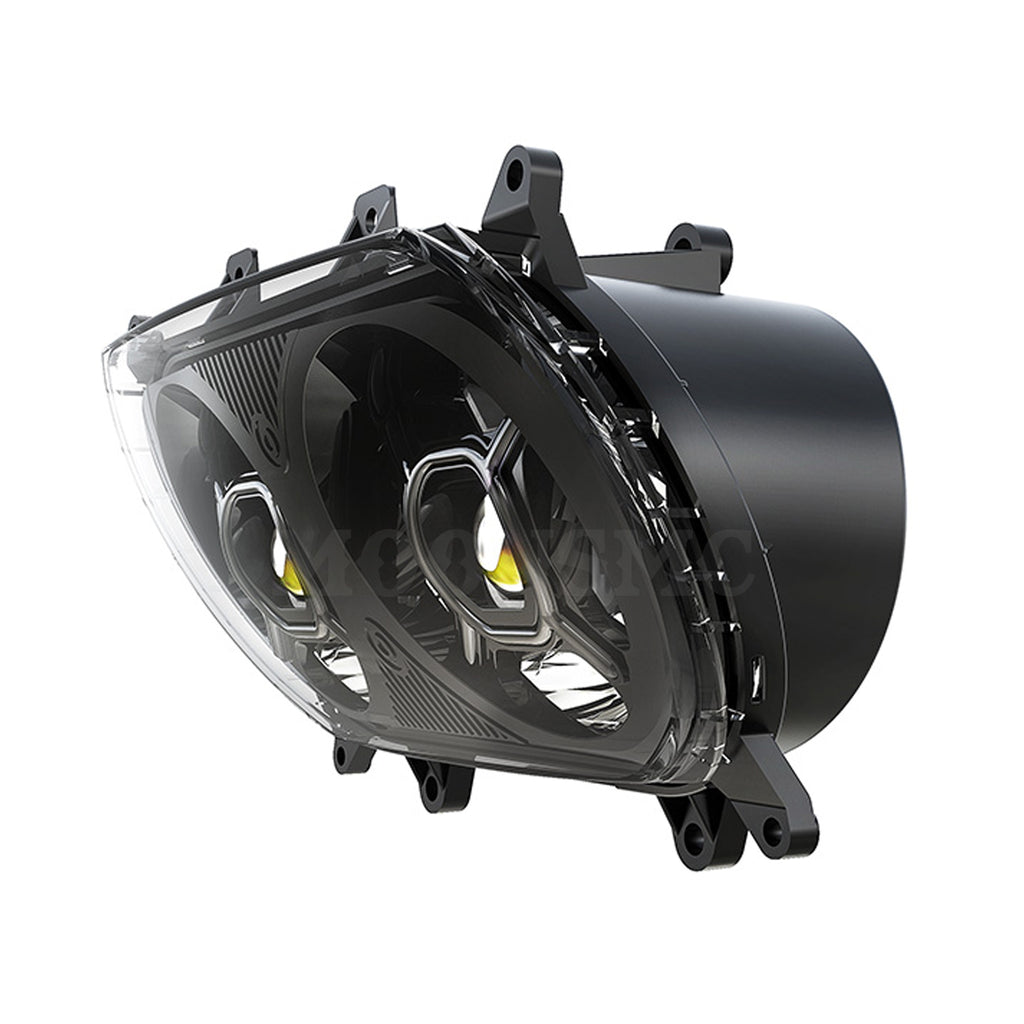 MOONSMC® Road Glide 2015-2020 Moonmaker LED Headlight