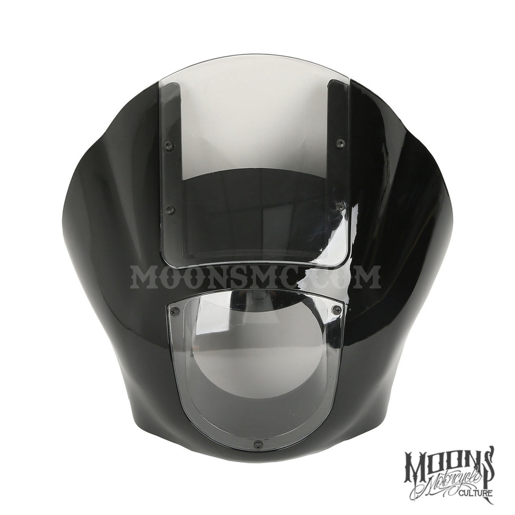MOONSMC® Quarter Fairing Kit For Harley, Parts, MOONS, MOONSMC® // Moons Motorcycle Culture
