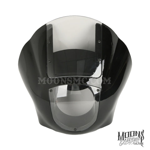 MOONSMC® Quarter Fairing Kit For Harley, Parts, MOONS, MOONSMC // Moons Motorcycle Culture