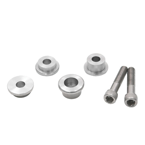 MOONSMC® Solid Riser Bushings For Harley, Hand / Foot Components, MOONS, MOONSMC // Moons Motorcycle Culture