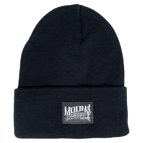 Nightwatch Beanie - Black