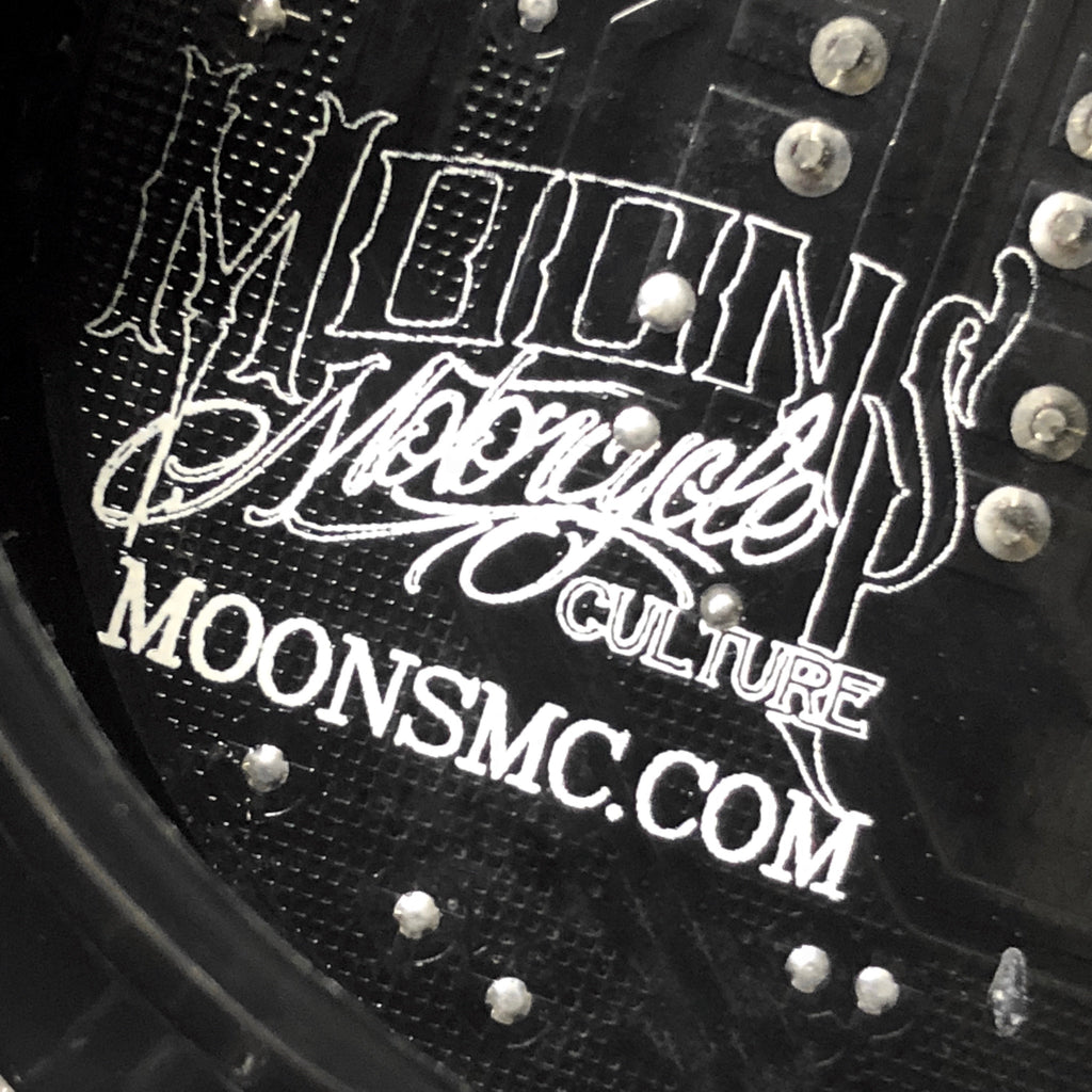 MOONSMC® Low Profile LED Tail light V2, Lighting, MOONS, MOONSMC // Moons Motorcycle Culture