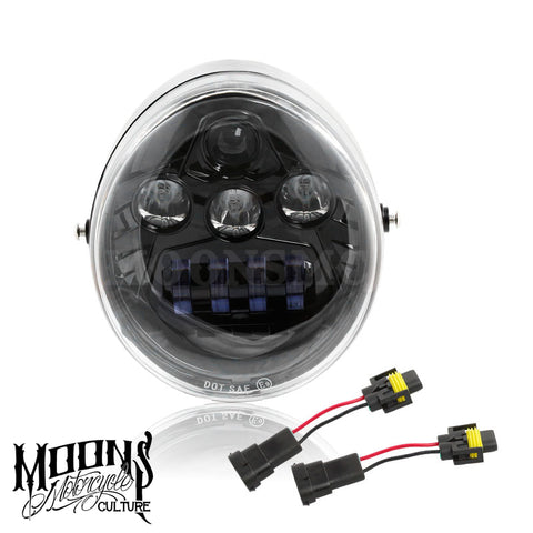 LED Lighting – MOONSMC® // Moons Motorcycle Culture on harley fuel pump diagram, harley throttle by wire diagram, harley clutch diagram, harley charging system diagram, harley generator wiring, harley-davidson softail wiring diagram, headlight wire harness diagram, 2009 heritage softail wiring diagram, harley v-rod, harley night train, relay wiring diagram, harley headlight cover, harley-davidson horn wiring diagram, harley starter, harley wheels, harley transmission, chevy boss plow wiring diagram, harley headlight assembly diagram, harley headlight mounting block, harley sportster headlight,