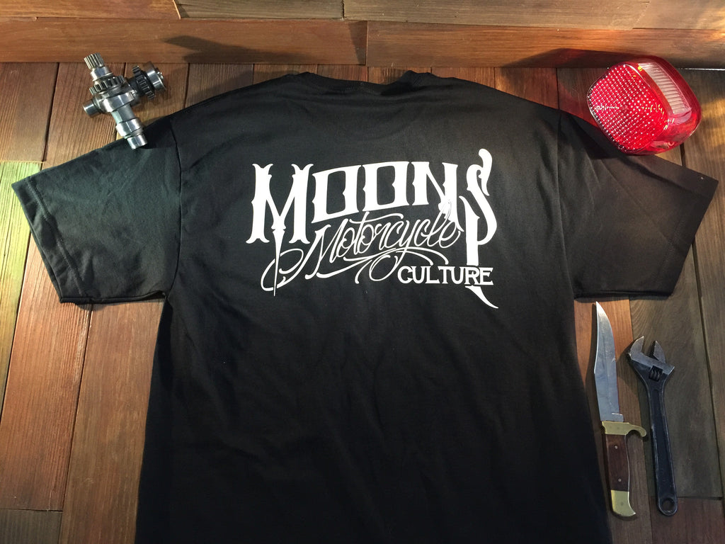 MOONSMC® OG Logo Tshirt, Apparel, MOONS, MOONSMC // Moons Motorcycle Culture