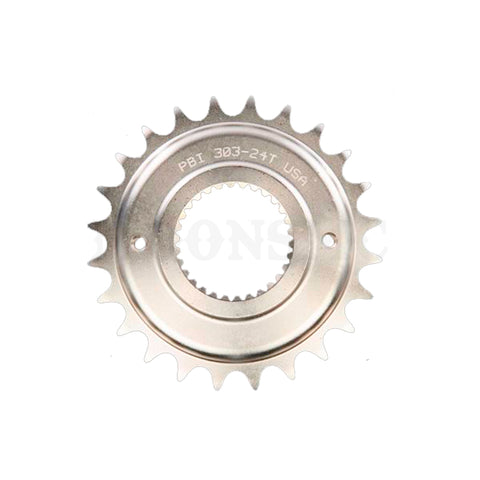 PBI COUNTER SHAFT SPROCKET 6 SPEED, Transmission / Driveline, PBI, MOONSMC // Moons Motorcycle Culture