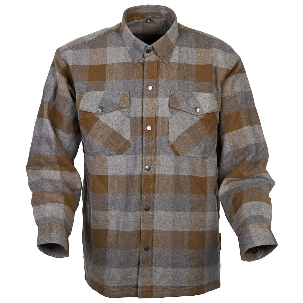Scorpion Covert Kevlar Lined Flannel Shirt, Riding Gear, Scorpion, MOONSMC // Moons Motorcycle Culture