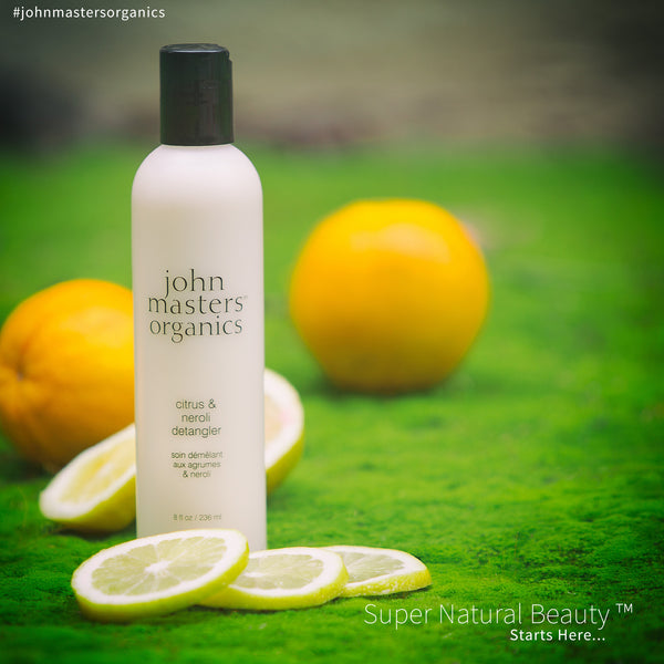Citrus & neroli detangler - lightweight conditioner to leave in or rinse out