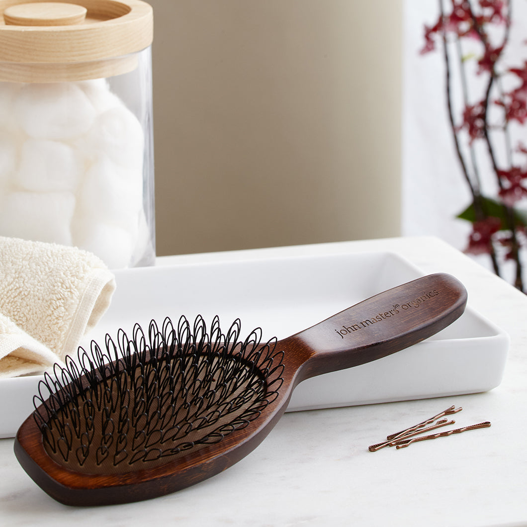 Exfoliating Scalp Brush John Masters Organics