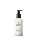 Body Wash with Blood Orange & Vanilla - John Masters Organics