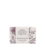 Face & Body Bar with Fig & Vetiver - John Masters Organics