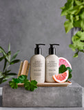 Body Wash with Geranium & Grapefruit - John Masters Organics