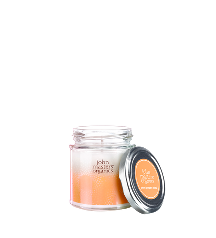 Blood Orange & Vanilla Soy Wax Candle