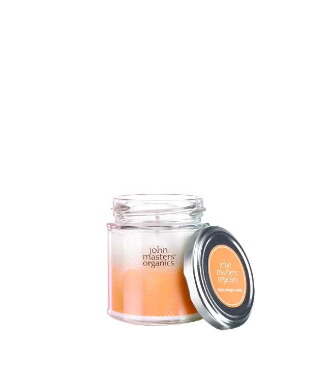 Blood Orange & Vanilla  Soy Wax Candle - 4.7oz