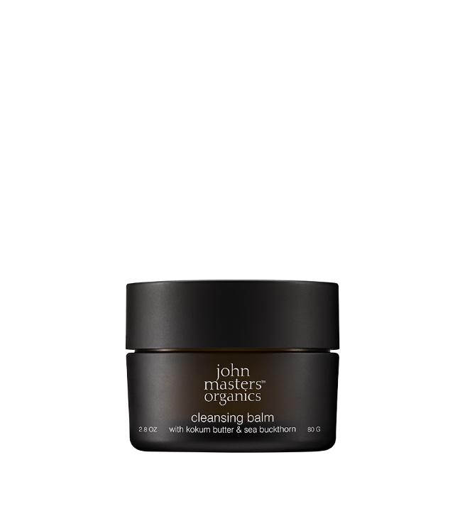 Cleansing Balm with Kokum Butter & Sea Buckthorn - John Masters Organics