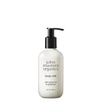 Body Milk with Geranium & Grapefruit - John Masters Organics