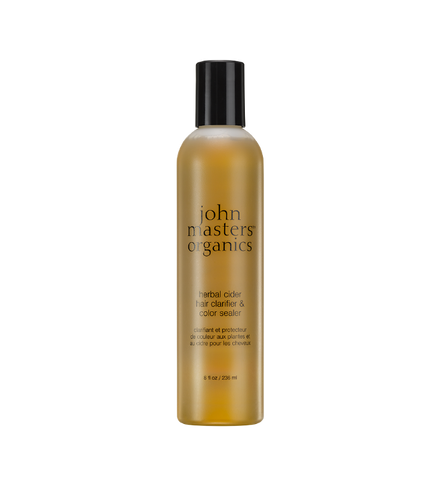 Herbal Cider Hair Clarifier & Color Sealer