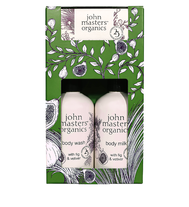 Fig & Vetiver Set - John Masters Organics