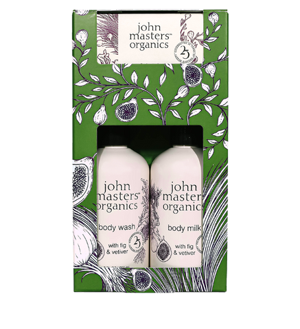 Fig & Vetiver Holiday Set