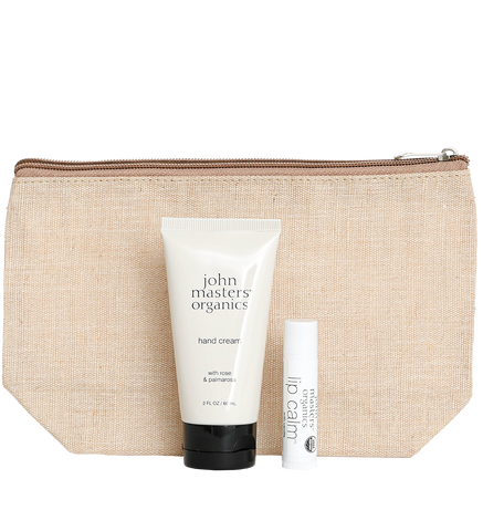 Hand Cream & Lip Calm Set