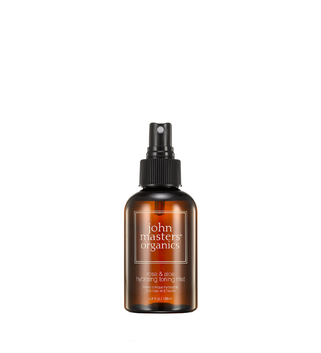 Rose & Aloe Hydrating Toning Mist
