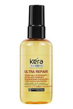 Anti-Breakage Hair Oil Serum · Sérum huile action anti-fourches ULTRA REPAIR (100 mL)