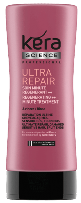Conditioner Minute Treatment · Après-shampooing soin minute ULTRA REPAIR (250 mL)