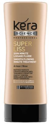 Conditioner Minute Treatment · Après-shampooing soin minute SUPER LISS (250 mL)