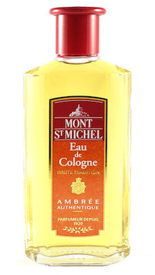 Authentic Amber Cologne · Eau de cologne Ambrée Authentique MONT ST MICHEL (250 mL)