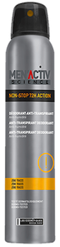 72h Spray Antiperspirant Deodorant · Déodorant anti-transpirant NON STOP ACTION (200 mL)