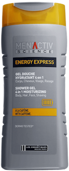 4 in/en 1 Shower Gel · Gel douche ENERGY EXPRESS (250 mL)