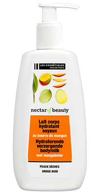Mango Butter Body Lotion · Lait corps au beurre de mangue (250 mL)
