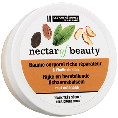 Nut Oil Body Balm · Baume corporel à l'huile de noix (200 mL)