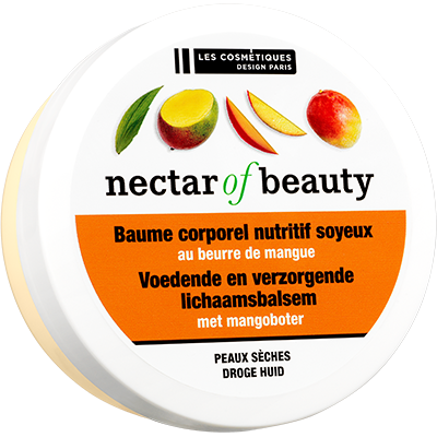 Mango Butter Body Balm · Baume corporel au beurre de mangue (200 mL)