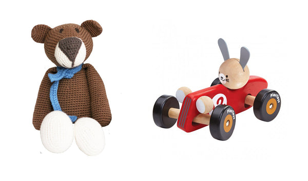 Best Alternatives to Plastic Kids Toys