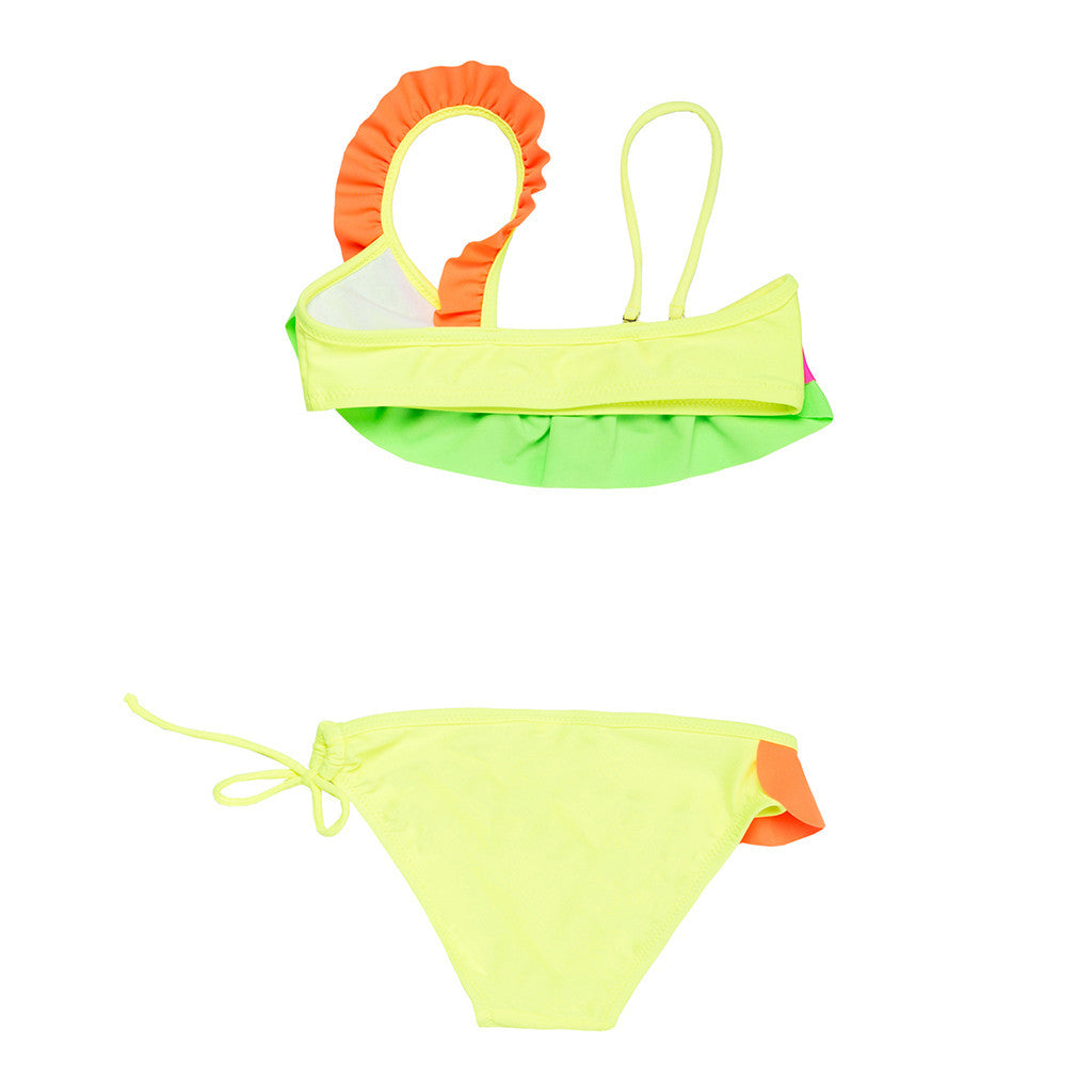 Tropical Bikini BIKINI Tyess at Kids Emporium by Lazy Francis - Shop in store at 406 Kings Road, Chelsea, London or shop online at www.kidsemporiumonline.com