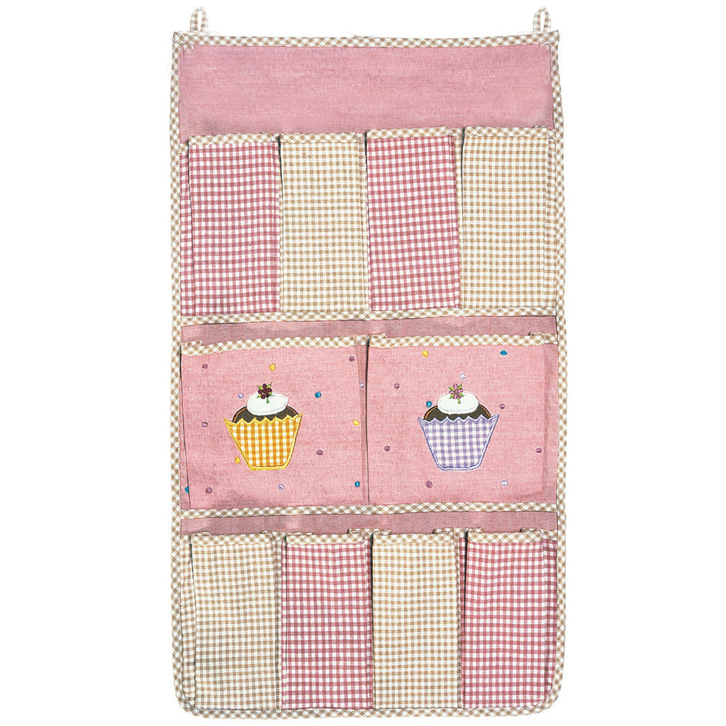 Gingerbread Cottage Organiser - Win Green Interior Win Green at Kids Emporium by Lazy Francis - Shop in store at 406 Kings Road, Chelsea, London or shop online at www.kidsemporiumonline.com