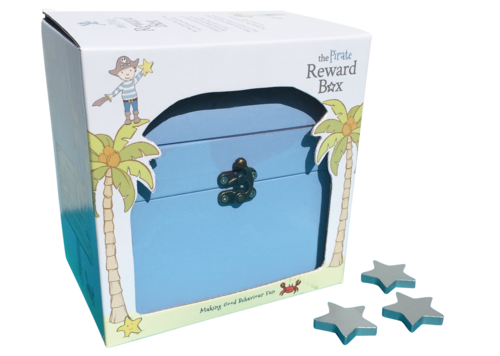 The Reward Box - Pirate Toy Bouncy Jam at Kids Emporium by Lazy Francis - Shop in store at 406 Kings Road, Chelsea, London or shop online at www.kidsemporiumonline.com